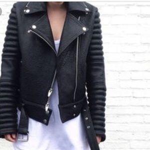 The ARRIVALS Rainier leather jacket